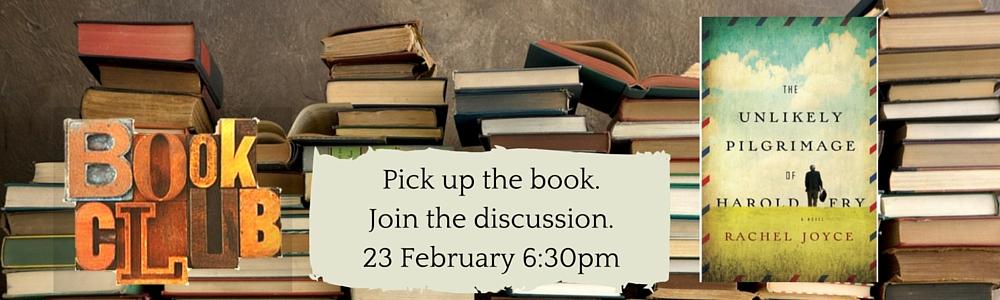 Book Club Feb 2016