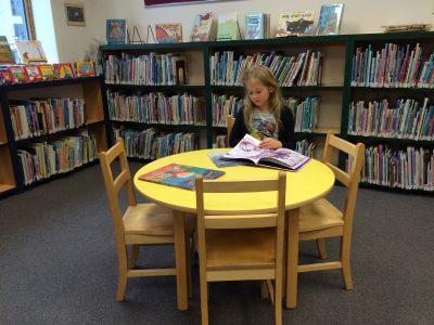 Junior Book Club @ Rossland Summit School