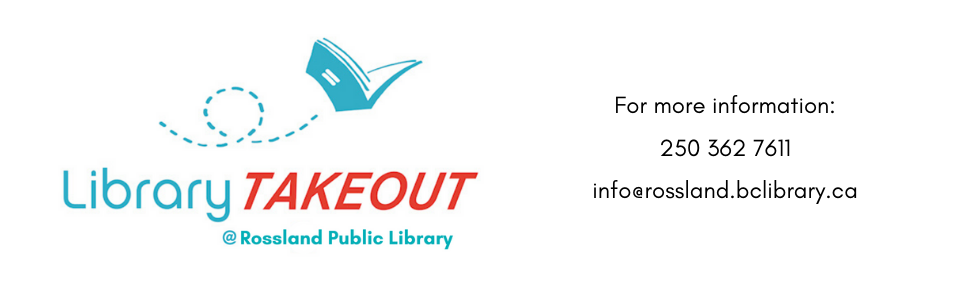 Copy of Library Takeout webslide