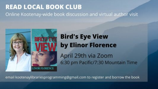 Read Local Book Club with Elinor Florence